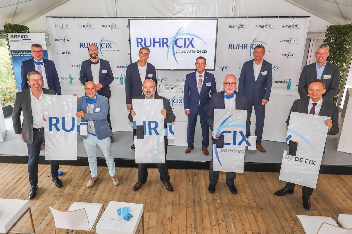 Ruhr-CIXEin neuer Dreistädteknoten versorgt das Ruhrgebiet