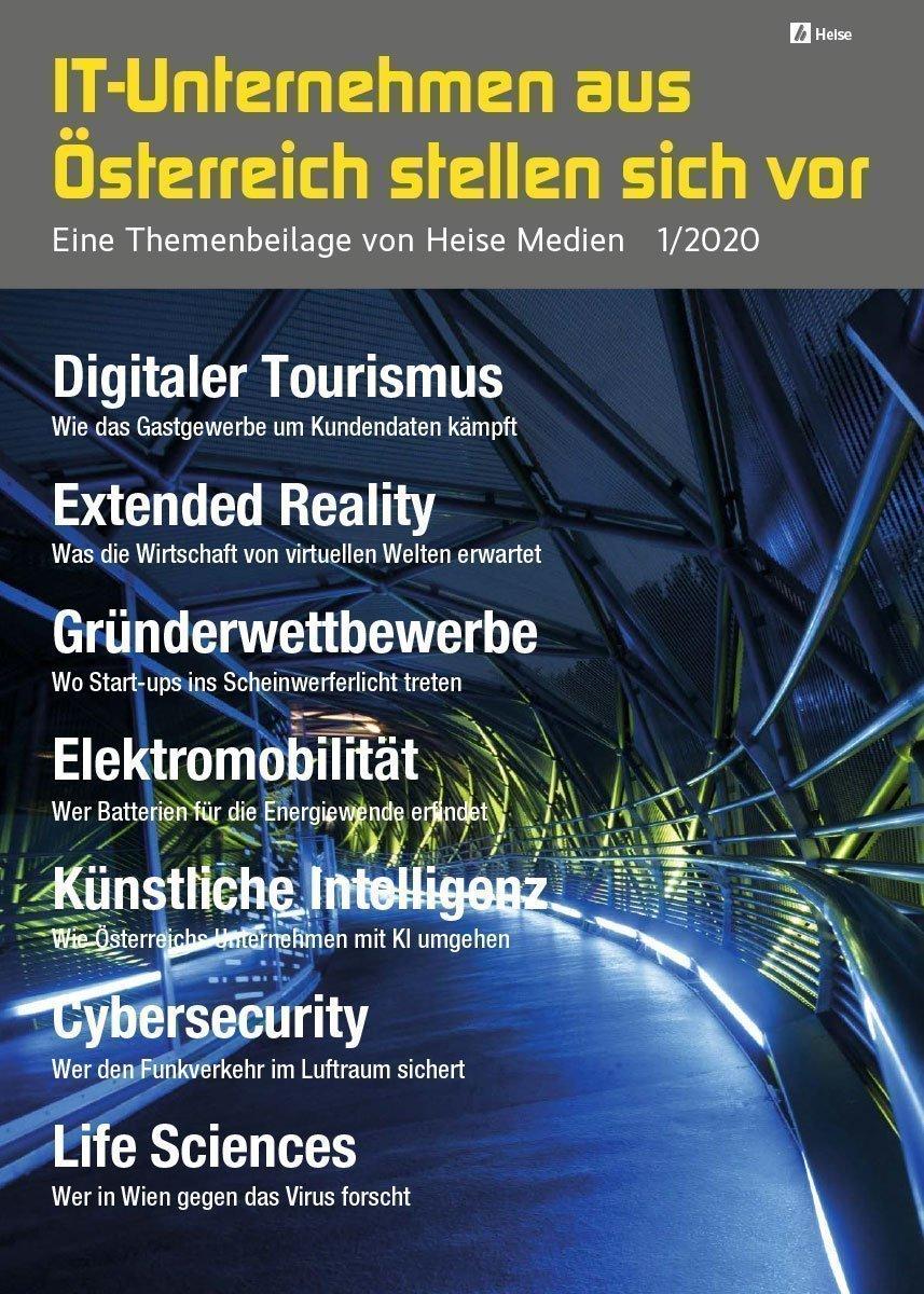 IT-Unternehmen aus Österreich stellen sich vor 1/2020