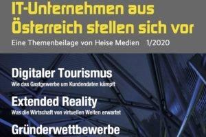 Heise-Beilage stellt Forscher und Erfinder aus Österreich vor