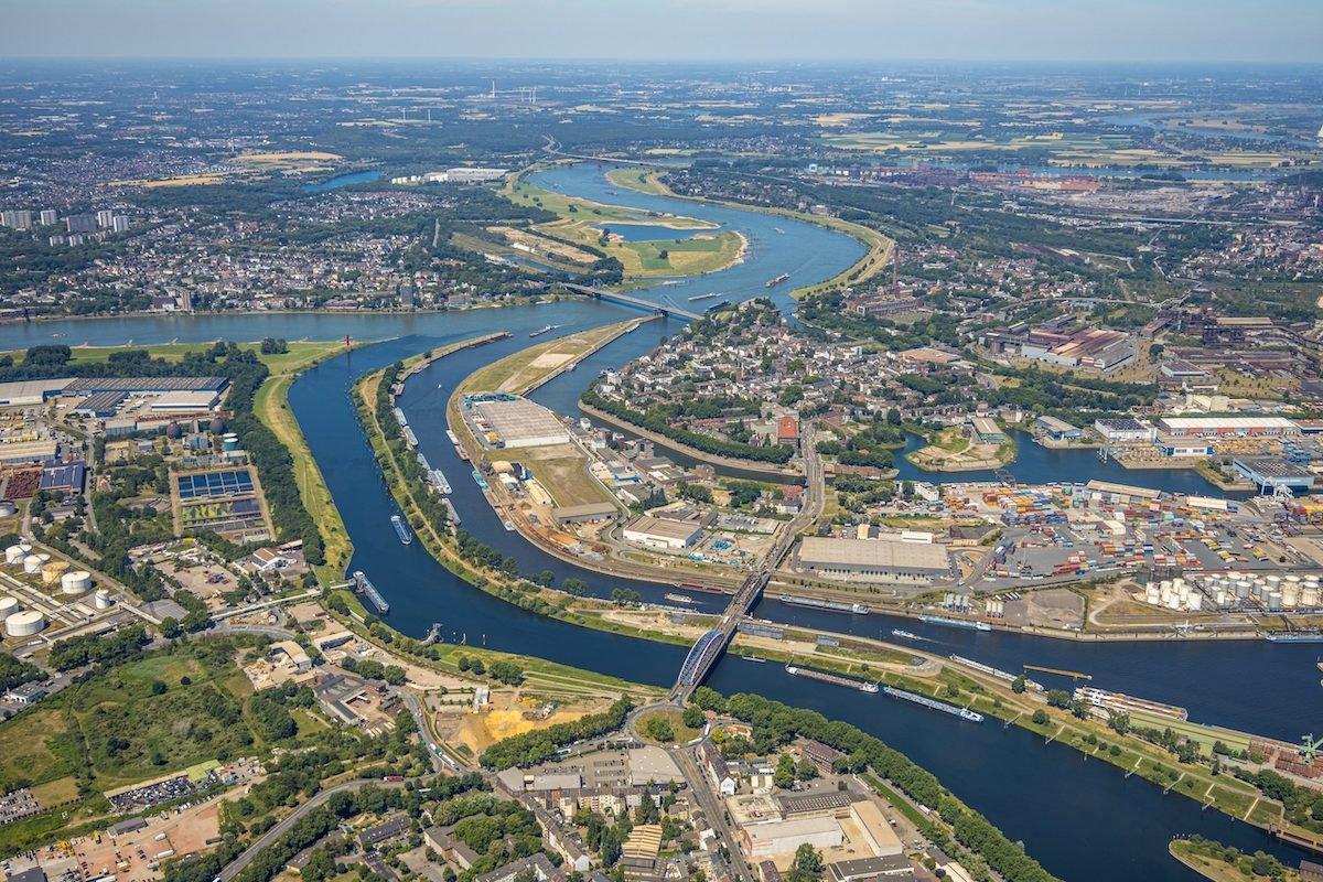 © Hans Blossey – Duisburger Hafen AG