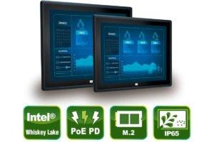 ICP bringt IP66-dichte Touch-Panel-PCs auf den Markt