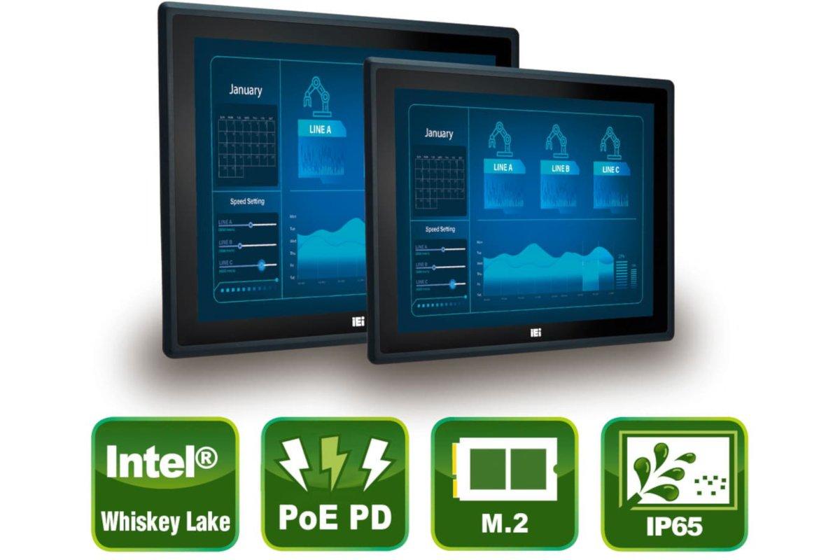 IndustrieICP bringt IP66-dichte Touch-Panel-PCs auf den Markt