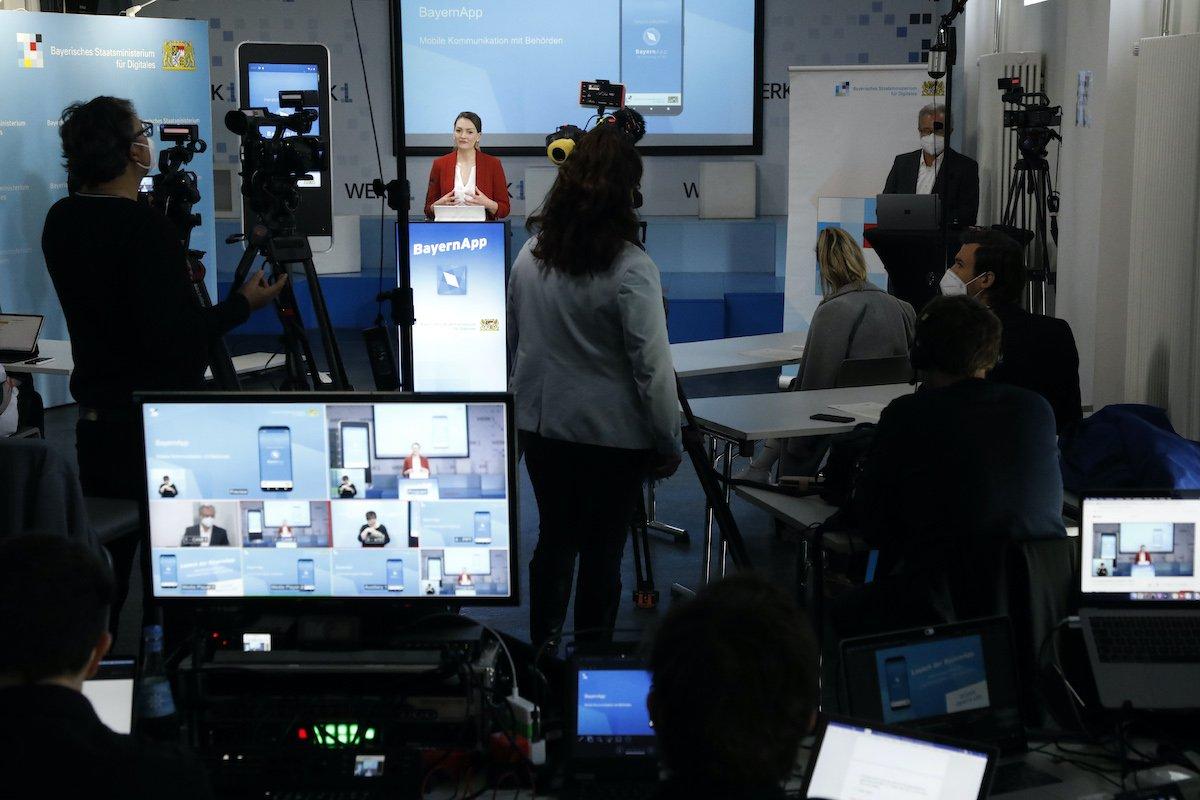 BürgerservicesDie BayernApp macht digitale Behördengänge möglich
