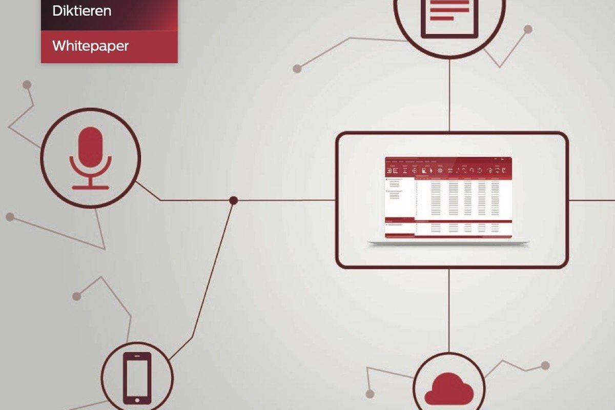 DokumentenmanagementNuance und Philips helfen Anwälten mit KI-basierter Spracherkennung