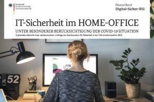 Das BSI gibt Tipps gegen Cyberangriffe aufs Homeoffice