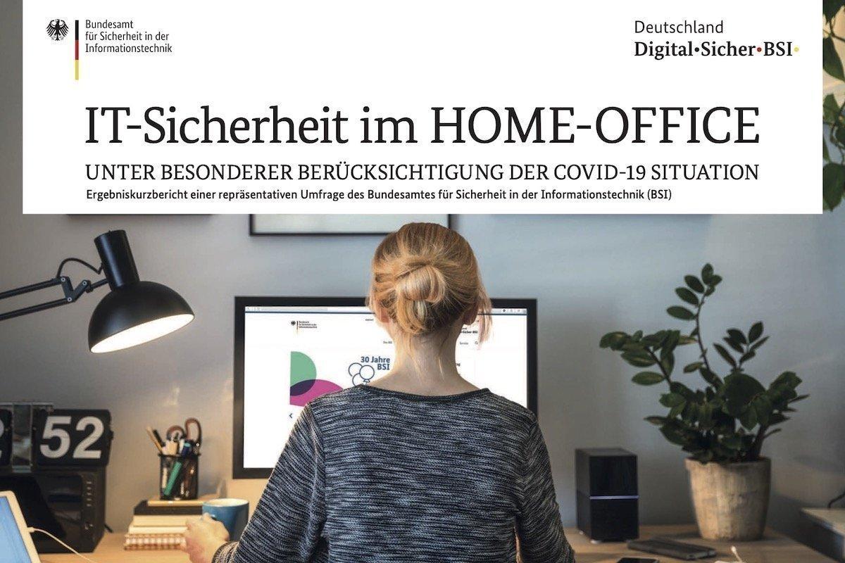 IT-SicherheitDas BSI gibt Tipps gegen Cyberangriffe aufs Homeoffice