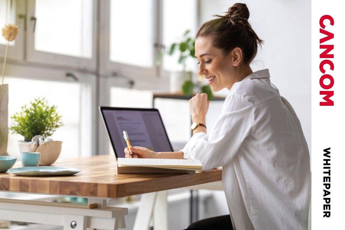 Hybrid WorkFlexibles Arbeiten mit digitalen Arbeitsplätzen